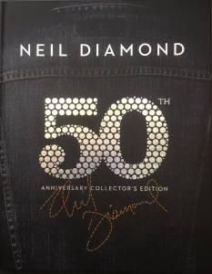 Neil Diamond: 50th Anniversary Collector's Edition - Cover