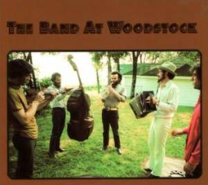 Cover - Band, The: Band At Woodstock, The