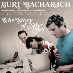 Cover - Babs Tino: Story Of My Life - The Songs Of Burt Bacharach, The