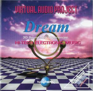 Cover - L.S.D.: Virtual Audio Project - Dream