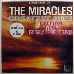 Cover - Miracles, The: Greatest Hits From The Beginning