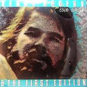 Cover - Kenny Rogers & The First Edition: Love Songs