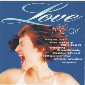 Cover - Blue Haze: Love Is In The Air