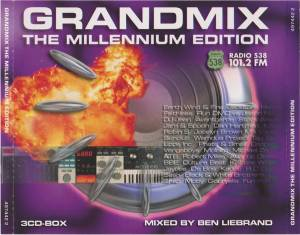 Cover - Jenny Bee: Grandmix - The Millennium Edition