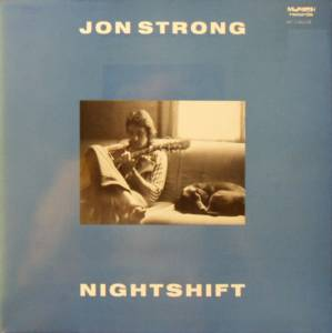 Cover - Jon Strong: Nightshift