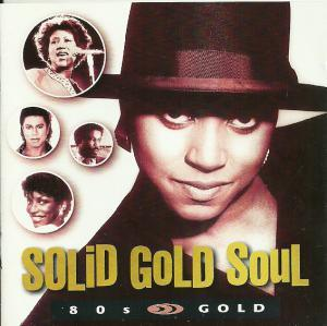 Solid Gold Soul - 80s Gold - Cover