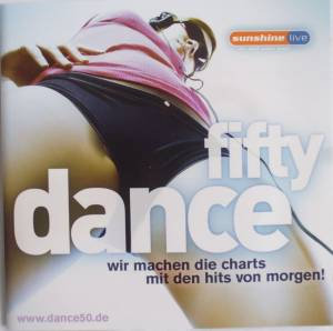Cover - Instant Move: Dance Fifty