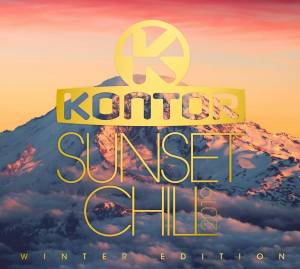Cover - Lycoriscoris: Kontor Sunset Chill 2019 Winter Edition