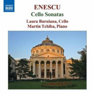 Cover - George Enescu: Cello Sonatas