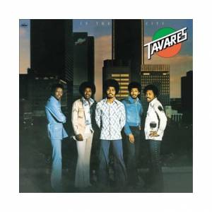 Cover - Tavares: In The City