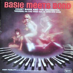 Cover - Count Basie & His Orchestra: Basie Meets Bond