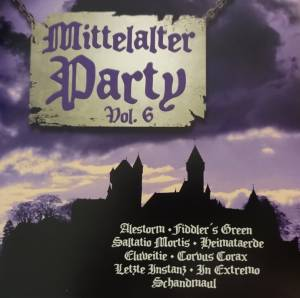 Cover - Ye Banished Privateers: Mittelalter Party Vol. 6