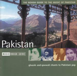 Cover - Sajjad Ali: Rough Guide To The Music Of Pakistan, The