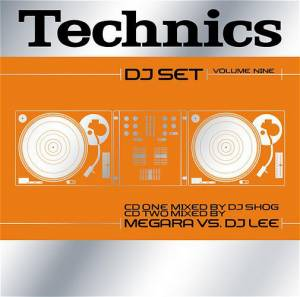 Cover - Trance Angel: Technics DJ Set Volume Nine