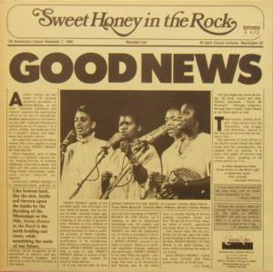 Cover - Sweet Honey In The Rock: Good News