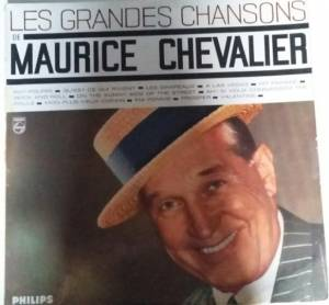 Cover - Maurice Chevalier: Les Grandes Chansons De Maurice Chevalier