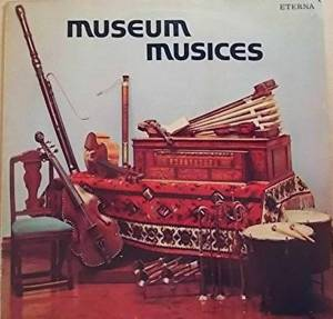 Cover - Johannes Schenck: Museum Musices