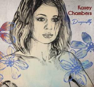 Cover - Kasey Chambers: Dragonfly