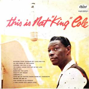 "Nat King Cole: This Is Nat ""King"" Cole (LP) - Bild 1"