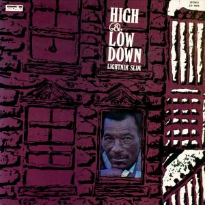 Lightnin' Slim: High & Low Down (LP) - Bild 1
