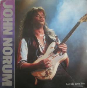 Cover - John Norum: Let Me Love You