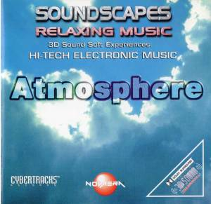 Cover - Visionetiks: Soundscapes - Atmosphere