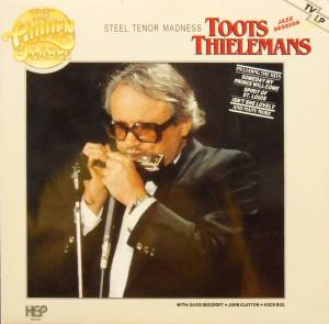 Cover - Toots Thielemans: Steel Tenor Madness