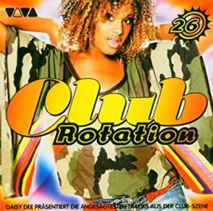 Cover - Toktok & Nena: Club Rotation Vol. 26