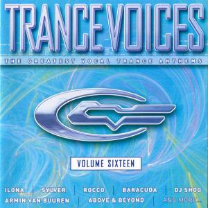 Cover - Mainfield: Trance Voices Vol. Sixteen