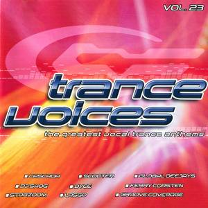 Cover - DT8 Project: Trance Voices Vol. 23