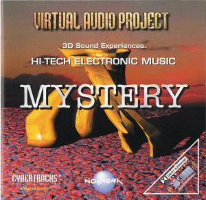 Cover - Levyatan: Virtaul Audio Project - Mystery