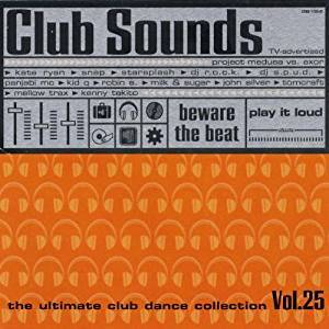 Cover - DJ Digress: Club Sounds Vol. 25