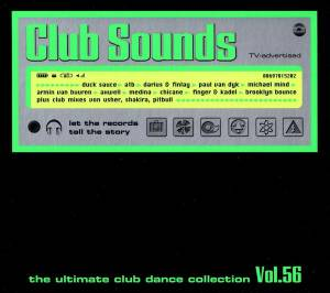 Cover - Duck Sauce: Club Sounds Vol. 56