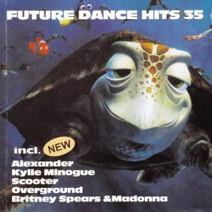 Cover - Seeed: Future Dance Hits 35