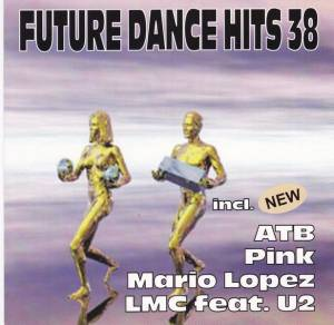Cover - LMC Vs. U2: Future Dance Hits 38