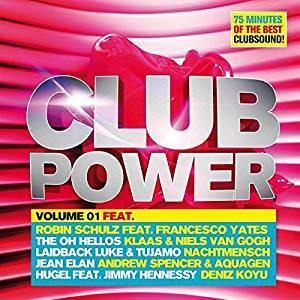 Cover - Jean Elan: Club Power Vol. 01