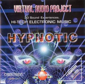 Cover - Aguri Katajama: Virtual Audio Project - Hypnotic