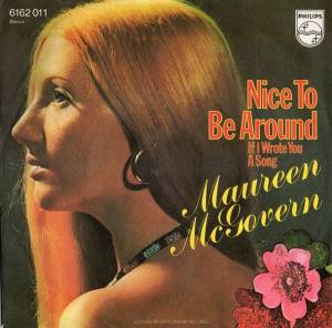 Cover - Maureen McGovern: Nice To Be Around