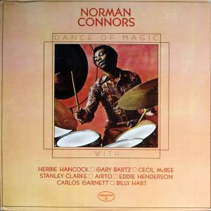 Cover - Norman Connors: Dance Of Magic