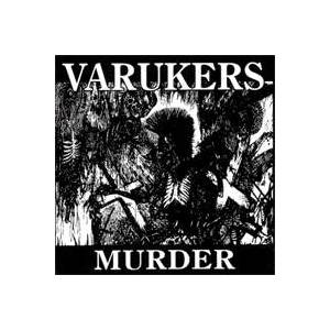 The Varukers: Murder - Cover