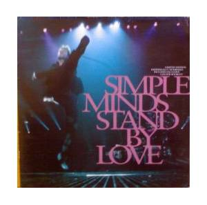 Simple Minds: Stand By Love - Cover