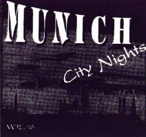 Cover - Van Stephenson: Munich City Nights Vol. 16