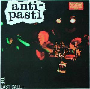 Anti-Pasti: Last Call..., The - Cover