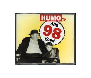 HUMO's Alle 98 Goed - Cover