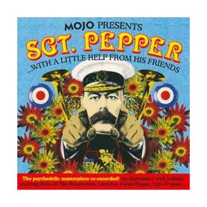 Cover - 747s: Mojo Presents Sgt. Pepper ...With A Little Help From His Friends