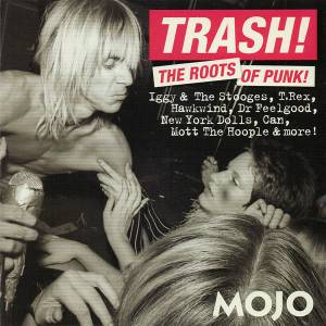 Trash! The Roots of Punk! - Cover