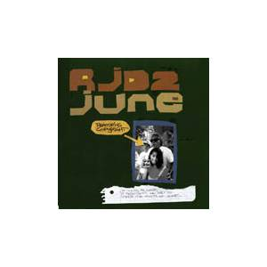 Cover - RJD2: June
