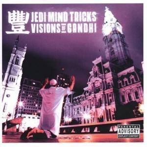 Jedi Mind Tricks: Visions Of Gandhi - Cover