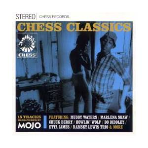 Chess Classics: 15 Tracks Hand-Picked By Mojo - Cover