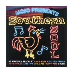 Mojo Presents Southern Soul - Cover